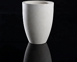 Indústria de cadinho de cerâmica
