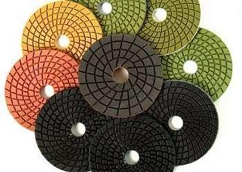 Lixa cerâmica