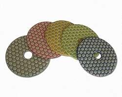 Lixa cerâmica para polimento
