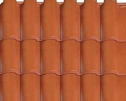 Tipos de telhas cerâmicas