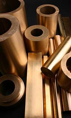 Bronze para fabricação de buchas