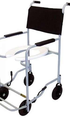 Cadeira de banho alumínio