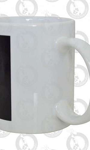 Caneca cerâmica branca para sublimação