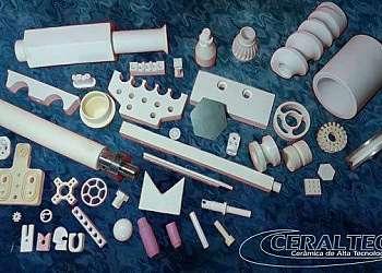 Indústria insertos cerâmicos