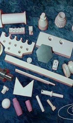 Cerâmica técnica industrial