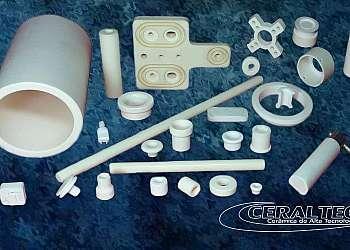 Fornecedor cerâmicas técnicas