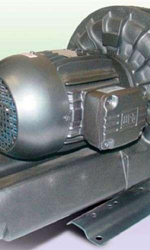 Compressor radial de alta pressão