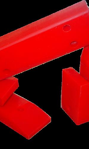 Fabricantes de peças técnicas em poliuretano
