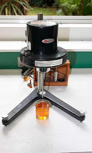 óleo de mamona oxidado