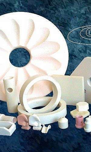 Peças cerâmica