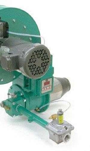 Queimadores a gás de alta pressão